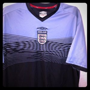 Vintage England World Cup Jersey